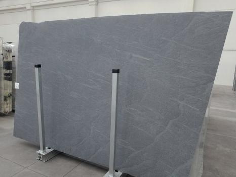 PIETRA DI CARDOSO 16 geschliffene Unmaßplatten Italienischer Kalkstein SL2CM,  301 x 200 x 2 cm  (verfügbar Veneto, Italien) Natur Stein