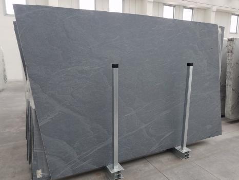 PIETRA DI CARDOSO 8 geschliffene Unmaßplatten Italienischer Kalkstein SL3CM,  301 x 200 x 3 cm  (verfügbar Veneto, Italien) Natur Stein