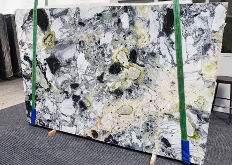 AMAZONIApolierte Unmaßplatt Chinesischer Marmor Slab #37,  260 x 180 x 2 cm  (nicht Verfübare Veneto, Italien) Natur Stein