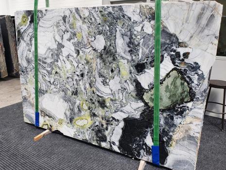 AMAZONIApolierte Unmaßplatt Chinesischer Marmor Slab #54,  260 x 180 x 2 cm  (verfügbar Veneto, Italien) Natur Stein