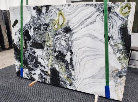 AMAZONIApolierte Unmaßplatt Chinesischer Marmor Slab #61,  260 x 180 x 2 cm  (verfügbar Veneto, Italien) Natur Stein