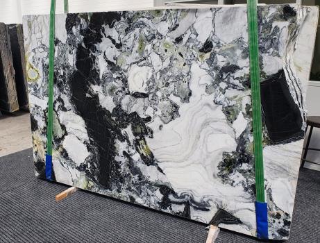 AMAZONIApolierte Unmaßplatt Chinesischer Marmor Slab #71,  260 x 180 x 2 cm  (verfügbar Veneto, Italien) Natur Stein