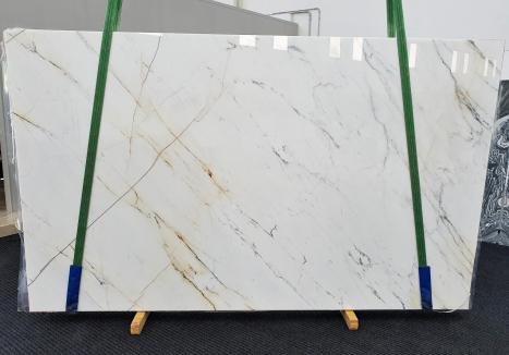 PAONAZZOpolierte Unmaßplatt Italienischer Marmor Slab #09,  320 x 193 x 2 cm  (nicht Verfübare Veneto, Italien) Natur Stein