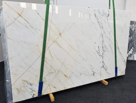 PAONAZZOpolierte Unmaßplatt Italienischer Marmor Slab #23,  320 x 193 x 2 cm  (verfügbar Veneto, Italien) Natur Stein