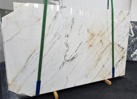 PAONAZZOpolierte Unmaßplatt Italienischer Marmor Slab #32,  320 x 193 x 2 cm  (verfügbar Veneto, Italien) Natur Stein