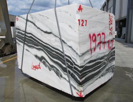 PANDA 1 rohe Rohe Block Chinesischer Marmor Face D,  260 x 184 x 190 cm  (verfügbar Veneto, Italien) Natur Stein