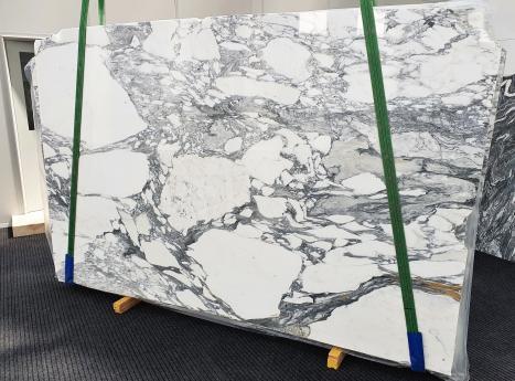 ARABESCATO CORCHIApolierte Unmaßplatt Italienischer Marmor Slab #01,  300 x 190 x 2 cm  (nicht Verfübare Veneto, Italien) Natur Stein