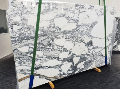 ARABESCATO CORCHIApolierte Unmaßplatt Italienischer Marmor Slab #09,  300 x 190 x 2 cm  (nicht Verfübare Veneto, Italien) Natur Stein