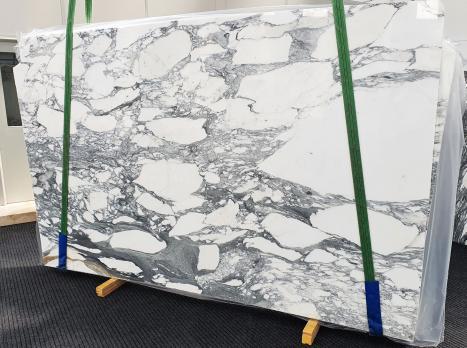 ARABESCATO CORCHIApolierte Unmaßplatt Italienischer Marmor Slab #17,  300 x 190 x 2 cm  (verfügbar Veneto, Italien) Natur Stein
