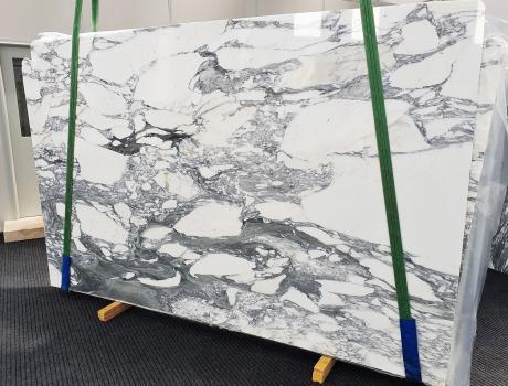 ARABESCATO CORCHIApolierte Unmaßplatt Italienischer Marmor Slab #25,  300 x 190 x 2 cm  (verfügbar Veneto, Italien) Natur Stein