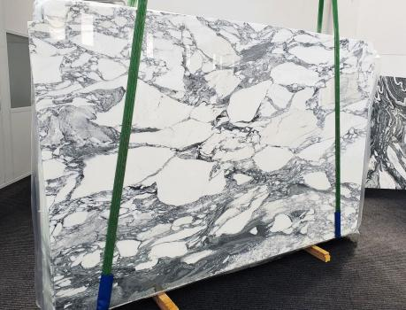 ARABESCATO CORCHIApolierte Unmaßplatt Italienischer Marmor Slab #35,  300 x 190 x 2 cm  (verfügbar Veneto, Italien) Natur Stein
