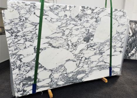 ARABESCATO CORCHIApolierte Unmaßplatt Italienischer Marmor Slab #55,  300 x 190 x 2 cm  (nicht Verfübare Veneto, Italien) Natur Stein