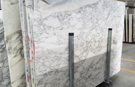 CALACATTA VAGLI 12 geschliffene Unmaßplatten Italienischer Marmor SL2CM,  268 x 195 x 2 cm  (verfügbar Veneto, Italien) Natur Stein