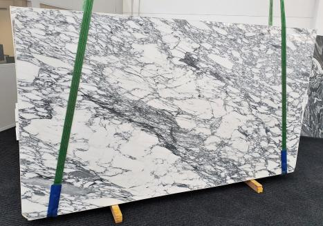 ARABESCATO CORCHIApolierte Unmaßplatt Italienischer Marmor Slab #45,  300 x 170 x 2 cm  (verfügbar Veneto, Italien) Natur Stein