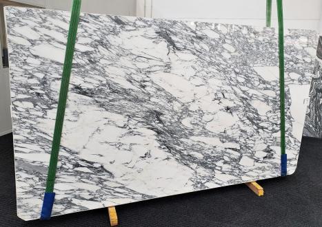 ARABESCATO CORCHIApolierte Unmaßplatt Italienischer Marmor Slab #53,  300 x 170 x 2 cm  (verfügbar Veneto, Italien) Natur Stein
