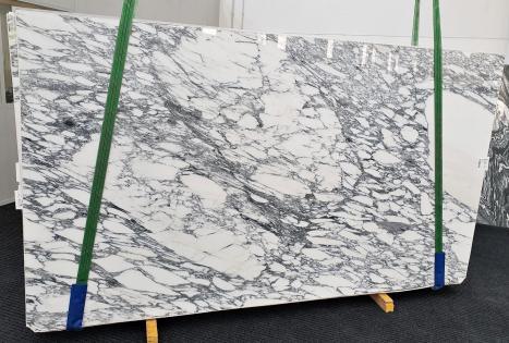 ARABESCATO CORCHIApolierte Unmaßplatt Italienischer Marmor Slab #63,  300 x 170 x 2 cm  (verfügbar Veneto, Italien) Natur Stein